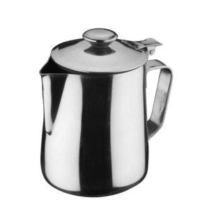 Cana pentru lapte/cafea, cu capac, inox cana pentru lapte/cafea, cu capac, inox - cana pentru lapte cafea cu capac 0 3litri inox1 300x300 - Cana pentru lapte/cafea, cu capac, inox