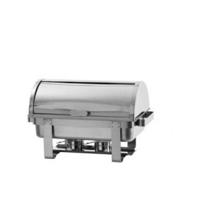 Chafing dish Rolltop, GN1/1, inox chafing dish rolltop, gn1/1, inox - chafing dish rolltop gn1 1 inox2 300x300 - Chafing dish Rolltop, GN1/1, inox