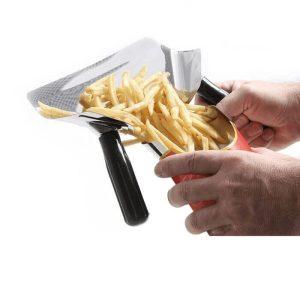 Faras portionare tip palnie pentru cartofi prajiti, din inox faras portionare tip palnie pentru cartofi prajiti, din inox - fry 2 300x300 - Faras portionare tip palnie pentru cartofi prajiti, din inox