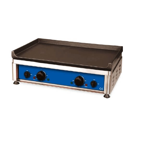 Grill profesional electric de banc