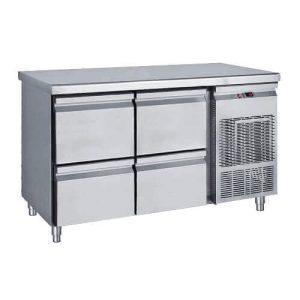 Masa frigorifica, rece, refrigerare cu 4 sertare, inox masa frigorifica - masa frigorifica rece refrigerare cu 4 sertare inox 300x300 - Masa frigorifica, rece, refrigerare cu 4 sertare, inox