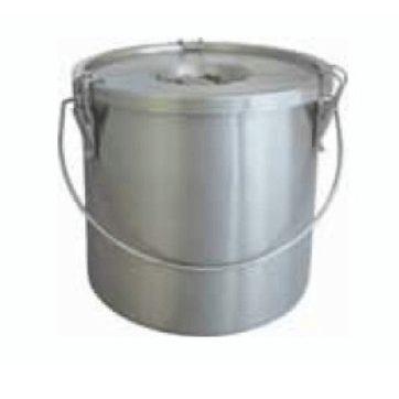 Oala-container-marmita transport hrana, pereti dubli, din inox