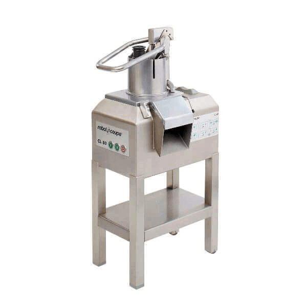 Robot prelucrare legume cu suport inox Robot Coupe CL 60 robot prelucrare legume cu suport inox robot coupe cl 60 - robot prelucrare legume cu suport inox robotcoupe cl 55 - Robot prelucrare legume cu suport inox Robot Coupe CL 60