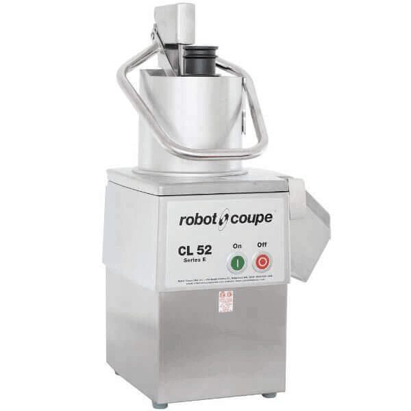 Robot-aparat procesat legume Robot Coupe CL 52 robot-aparat procesat legume robot coupe cl 52 - robot prelucrare legume robotcoupe cl 52 - Robot-aparat procesat legume Robot Coupe CL 52