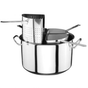 Set pentru fiert paste, pasta cooker, din inox set pentru fiert paste, pasta cooker, din inox - set pentru fiert paste pasta cooker 40cm inox1 300x300 - Set pentru fiert paste, pasta cooker, din inox