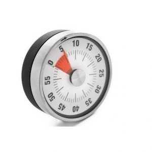 Timer-cronometru analogic, inox timer-cronometru analogic, inox - timer cronometru analogic inox 300x300 - Timer-cronometru analogic, inox