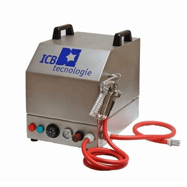 Aparat profesional pulverizat gelatina-compact-JELTOP