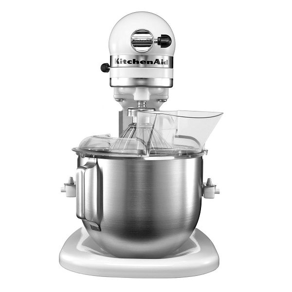 Mixer profesional Kitchen Aid Heavy Duty-ALB 4.8 Litri mixer profesional kitchen aid heavy duty-alb - Mixer profesional 4 - Mixer profesional Kitchen Aid Heavy Duty-ALB 4.8 Litri