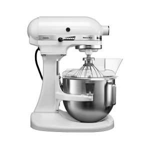Mixer profesional 4.8litri Kitchen Aid Heavy Duty-ALB mixer profesional kitchen aid heavy duty-alb - Mixer profesional 4 - Mixer profesional Kitchen Aid Heavy Duty-ALB 4.8 Litri