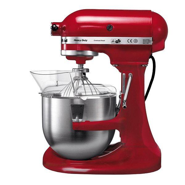 Mixer profesional Kitchen Aid Heavy Duty-EMPIRE RED 6.9litri mixer profesional kitchen aid heavy duty-empire red - Mixer profesional 6 - Mixer profesional Kitchen Aid Heavy Duty-EMPIRE RED 6.9litri