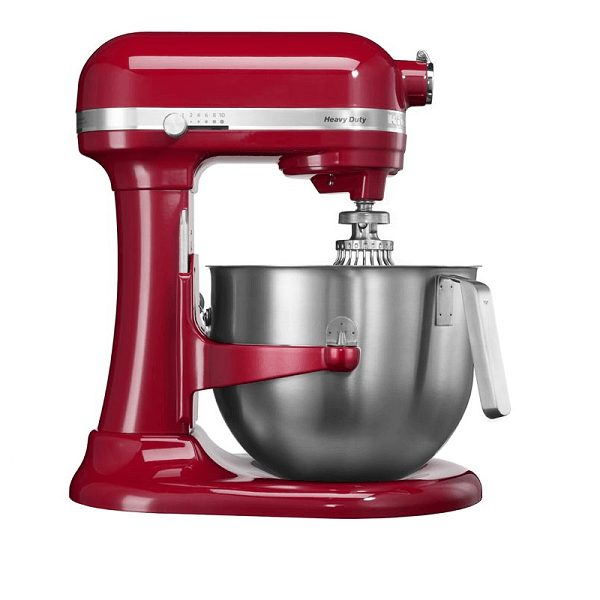 Mixer profesional Kitchen Aid Heavy Duty-EMPIRE RED 6.9litri