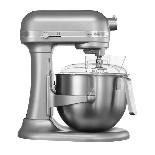 Mixer profesional Kitchen Aid Heavy Duty-SILVER METALLIC