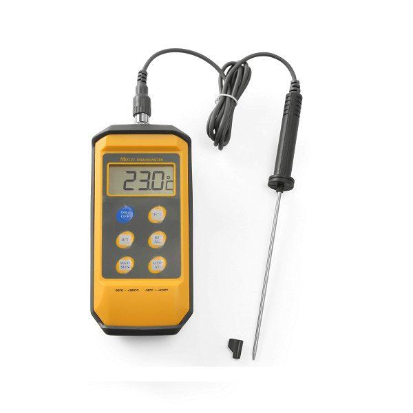 Termometru digital cu sonda detasabila termometru digital cu sonda detasabila - Termometru digital cu sonda rezistent la socuri - Termometru digital cu sonda detasabila