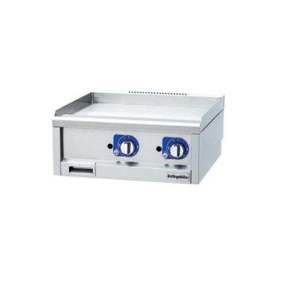 Grill profesional electric de banc cu placa neteda